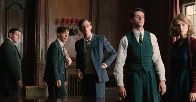 Review The Imitation Game 2014 Sgs On Film
