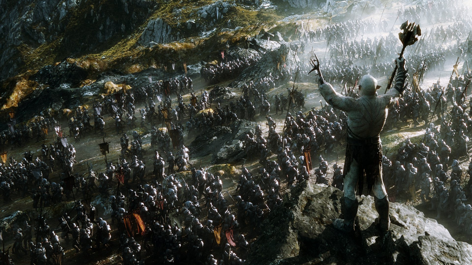 Review The Hobbit The Battle Of The Five Armies 2014 Sgs On Film