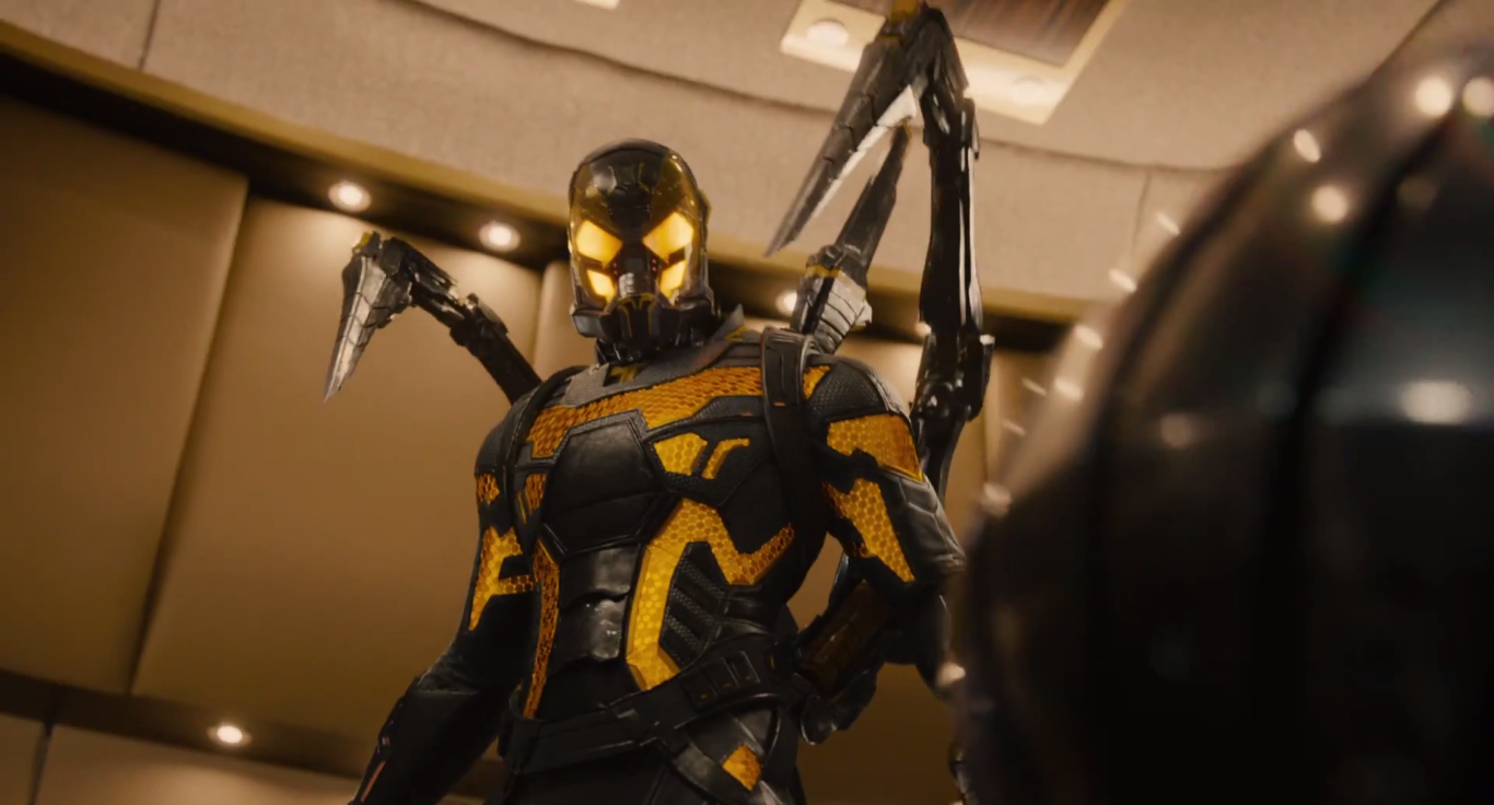 Concise Review Ant Man 2015 Sgs On Film