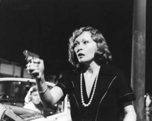 Image features Faye Dunaway
