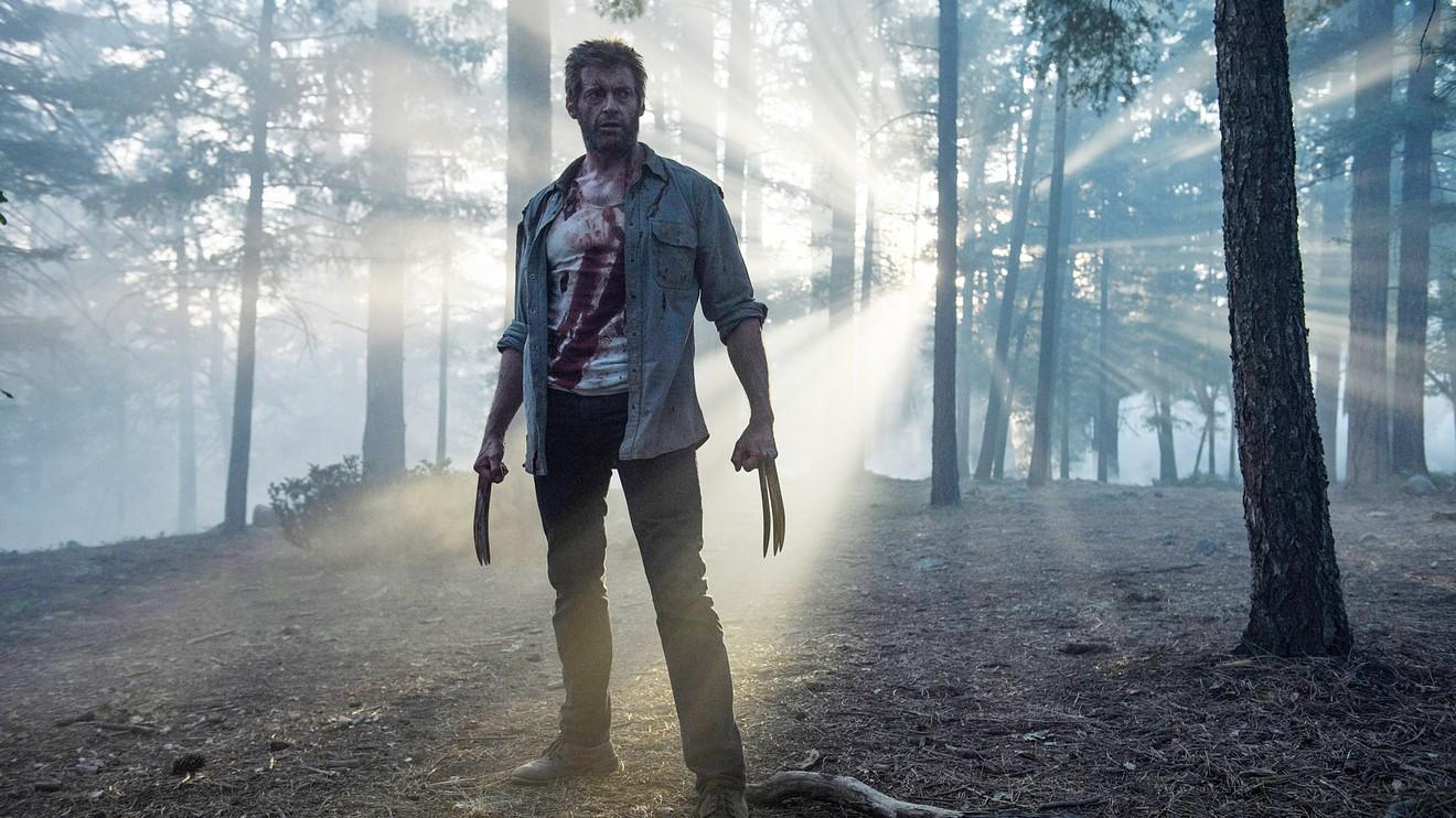 Initial Impression Logan 2017 Sgs On Film