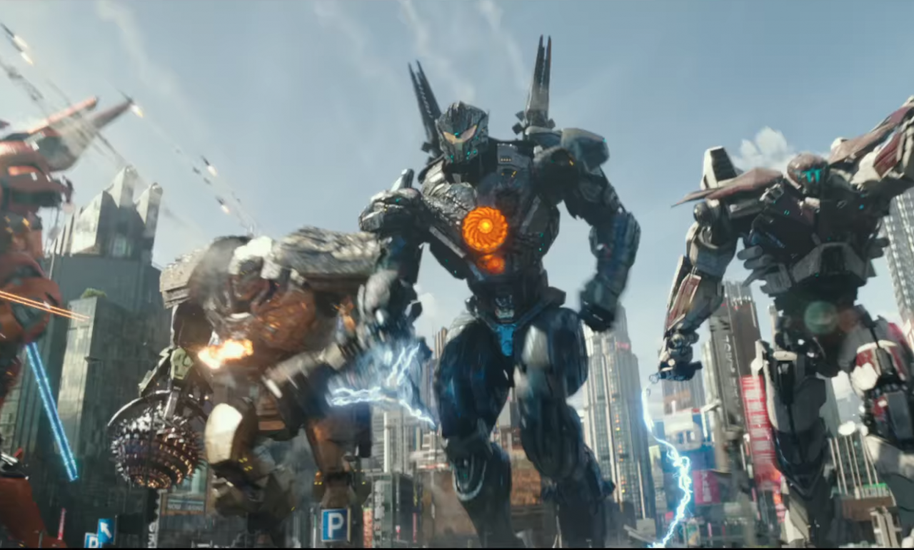 Review Pacific Rim Uprising 2018 Sgs On Film