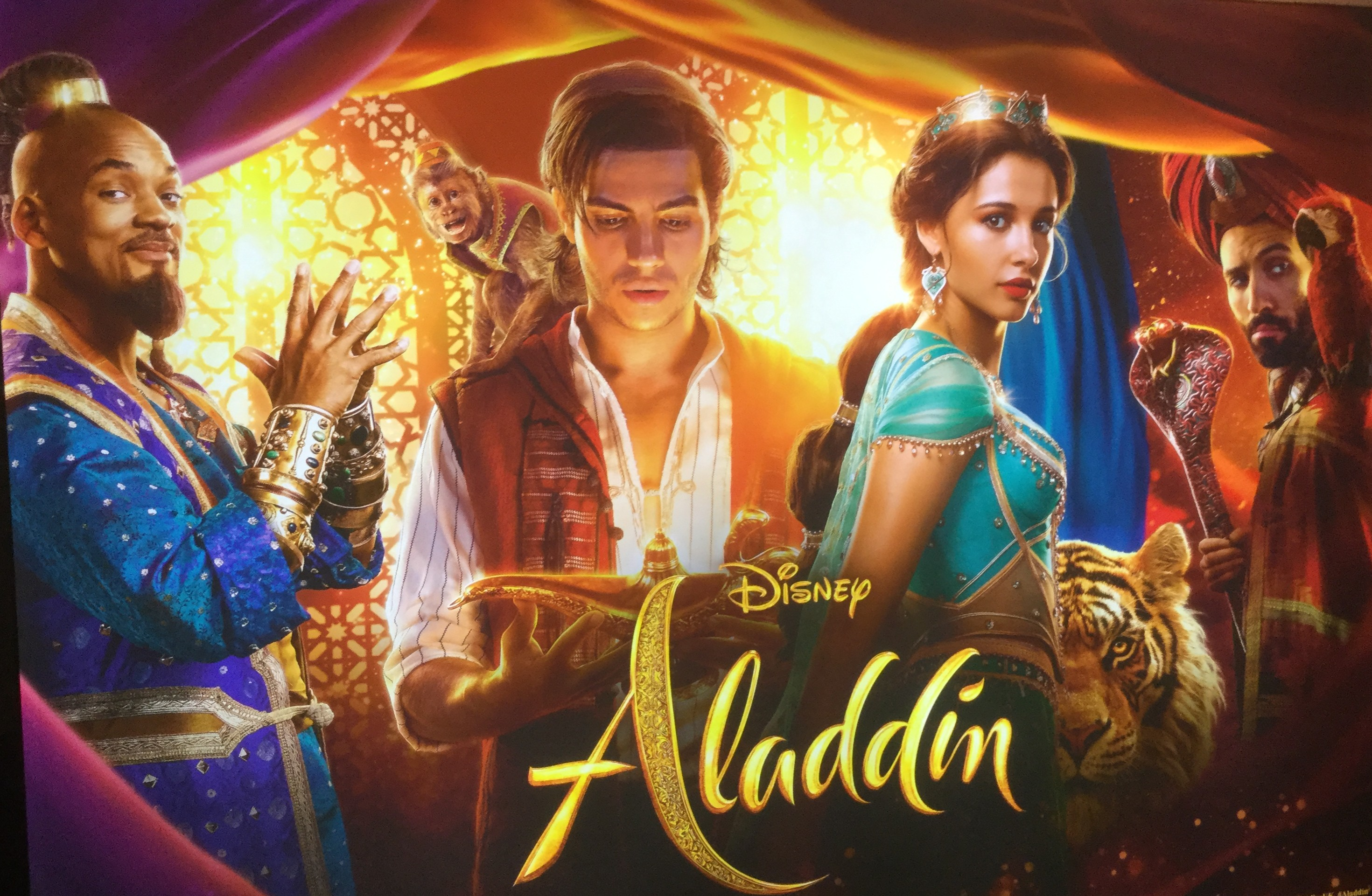 Review Aladdin 2019 Sgs On Film